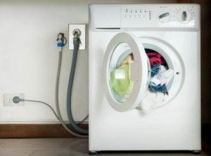 Установка стиральных машин в Екатеринбурге