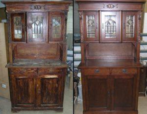Реставрация мебели на дому в Екатеринбурге недорого