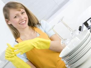 Мойка посуды на дому в Екатеринбурге