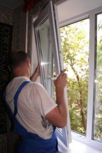 Замена створок пластиковых окон в Екатеринбурге