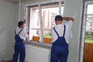 Установка пластиковых окон в Екатеринбурге