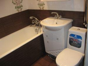 Ремонт ванной комнаты - Домашние мастера