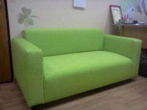 Замена поролона в диване в Екатеринбурге